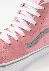 Vans - SK8 - Zapatillas altas - pink icing/frost gray - 2