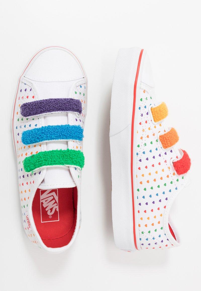 Vans - STYLE 23  - Sneakers laag - rainbow/true white
