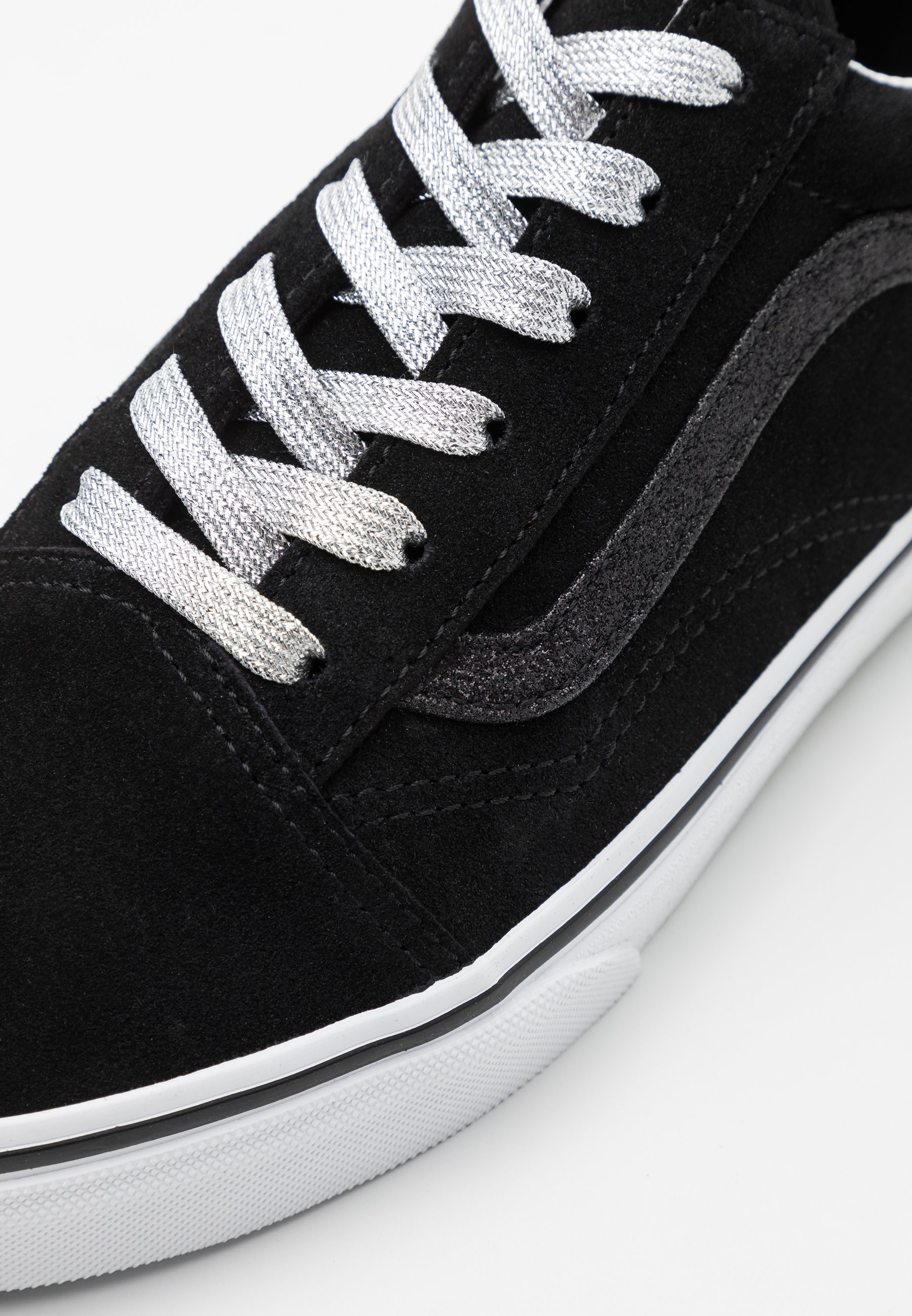 Vans OLD SKOOL EXCLUSIVE Baskets basses blacktrue white
