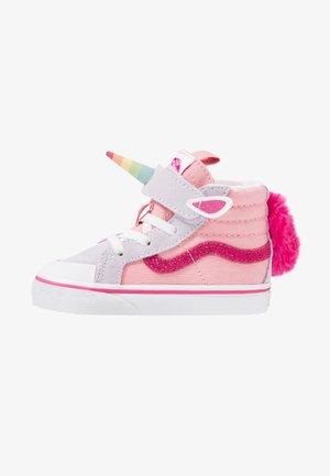 UNICORN SK8 REISSUE - Zapatillas altas - pink icing/lavender blue