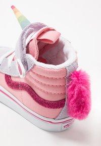 Vans - UNICORN SK8 REISSUE - Sneaker high - pink icing/lavender blue - 2