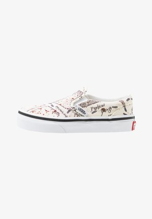 CLASSIC SLIP ON HARRY POTTER - Slip-ons - classic white