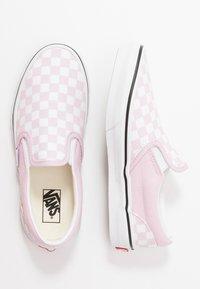 Vans - CLASSIC - Slip-ins - lilac snow/true white - 0