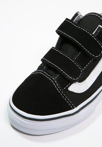 Vans - OLD SKOOL  - Trainers - black/true white - 5