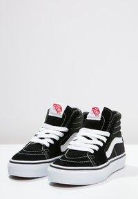 Vans - SK8 - Baskets montantes - black/true white - 2