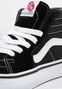 Vans - SK8 - Baskets montantes - black/true white - 5