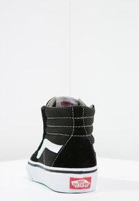 Vans - SK8 - Sneakers alte - black/true white - 3