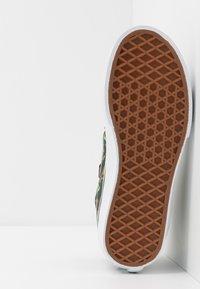 Vans - SK8 REISSUE - Zapatillas altas - brown/true white - 5