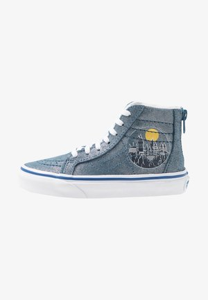SK8 ZIP HARRY POTTER - High-top trainers - metallic