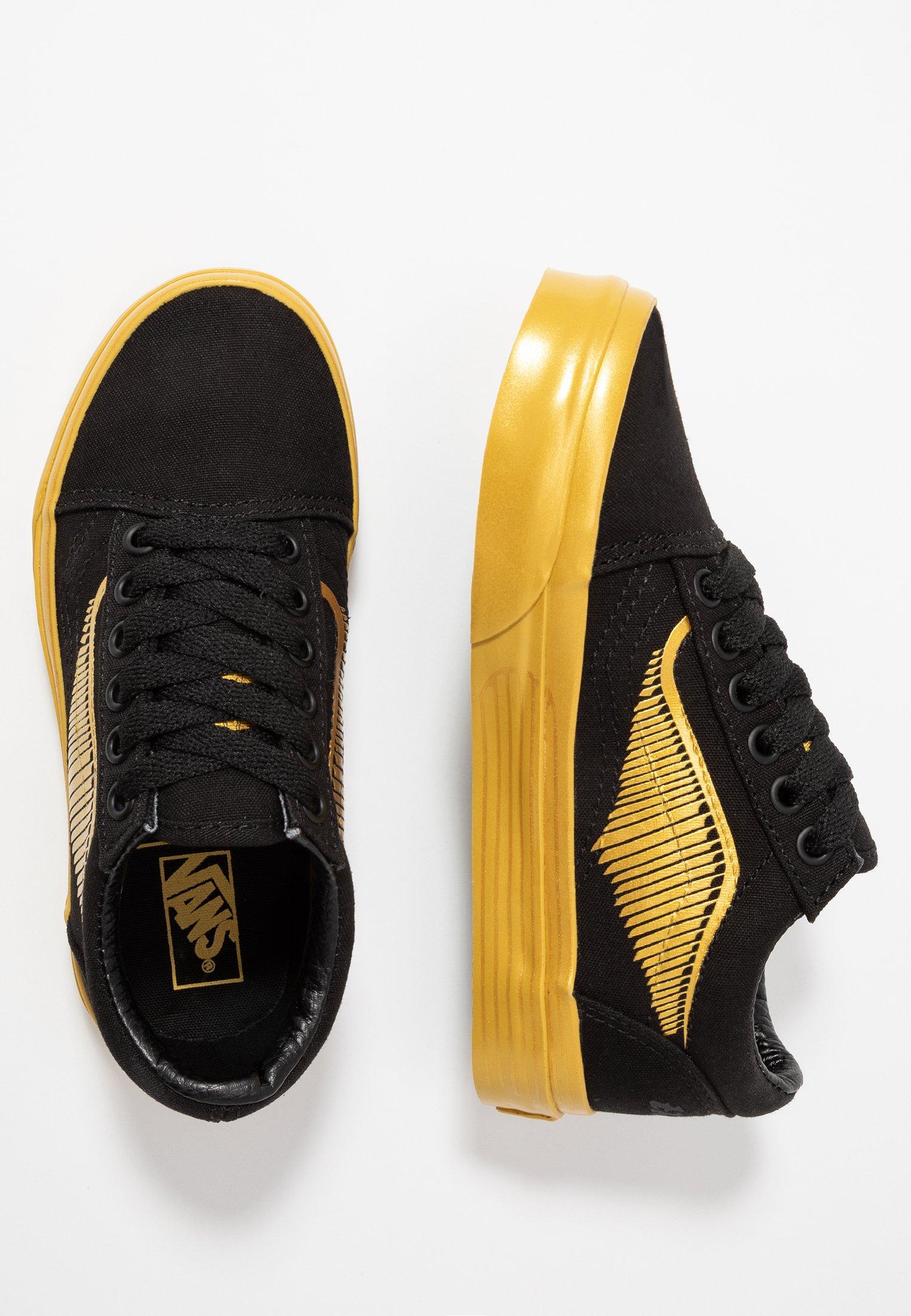 OLD SKOOL HARRY POTTER Sneakers laag black