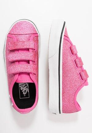 STYLE  - Sneakers basse - glitter azalea pink/true white