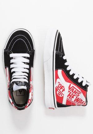 SK8 - Sneakers hoog - black/true white