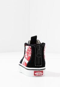 Vans - TD SK8 ZIP - Baskets montantes - heel scab/black/true white - 4