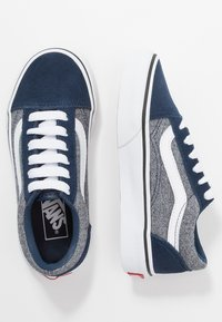 Vans - OLD SKOOL - Sneakers - dress blues - 0