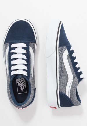 OLD SKOOL - Sneakers basse - dress blues