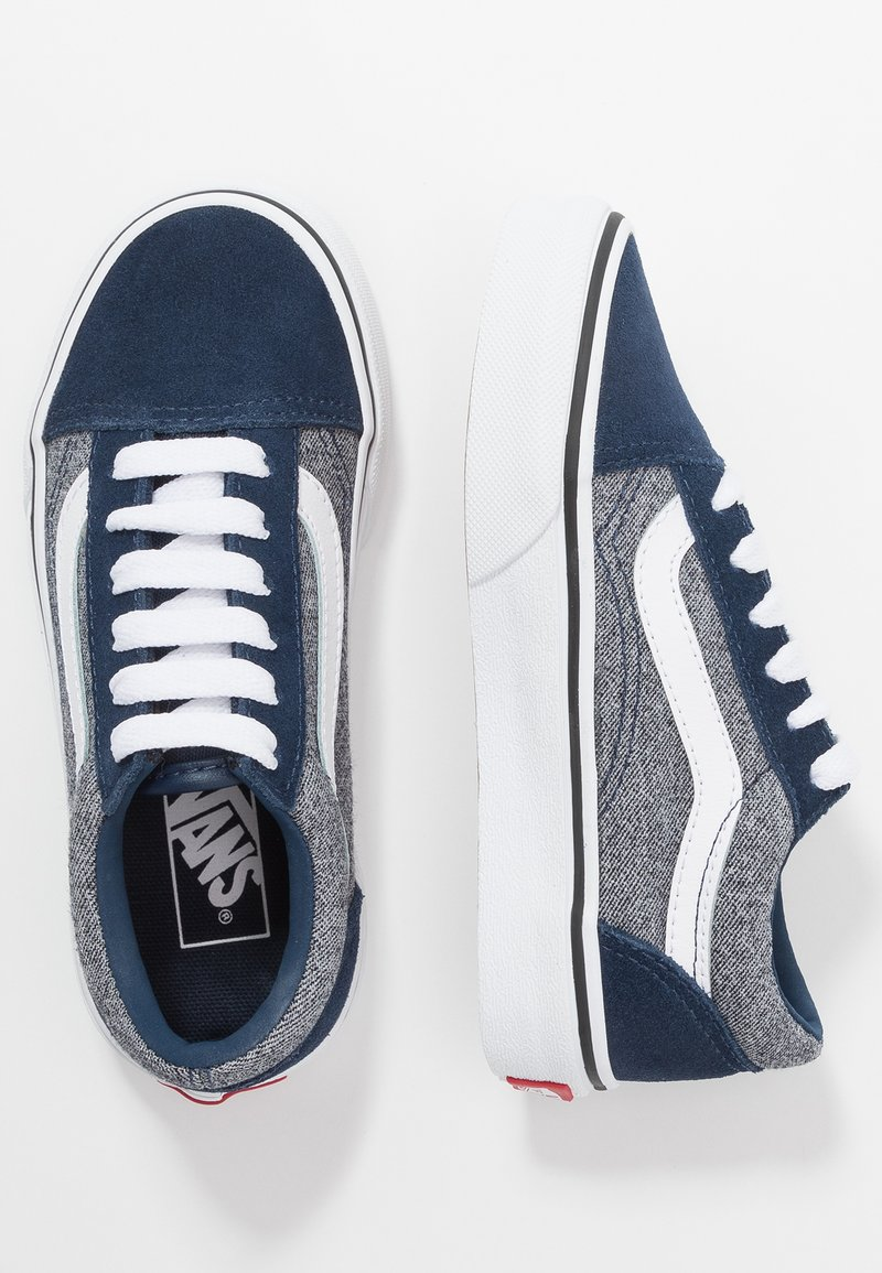 Vans - OLD SKOOL - Sneakers - dress blues