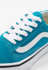 Vans - OLD SKOOL - Sneakers basse - caribbean sea/true white