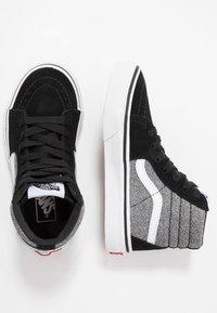 Vans - SK8 - Zapatillas altas - black - 0