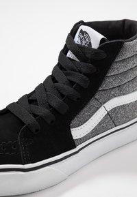 Vans - SK8 - Zapatillas altas - black - 2
