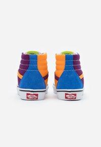 Vans - SK8 - Zapatillas altas - grape juice/bright marigold - 2