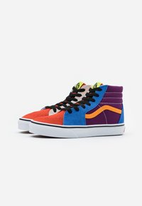 Vans - SK8 - Zapatillas altas - grape juice/bright marigold - 1