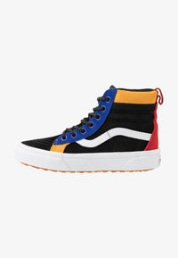 Vans - SK8 - Sneakers hoog - black/surf the web - 1