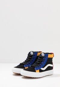 Vans - SK8 - Sneakers hoog - black/surf the web - 3