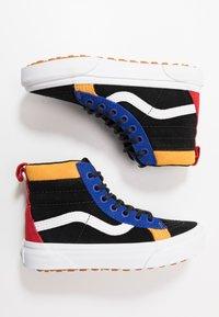 Vans - SK8 - Sneakers hoog - black/surf the web - 0