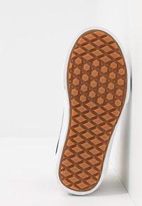 Vans - SK8 - Sneakers hoog - black/surf the web - 5