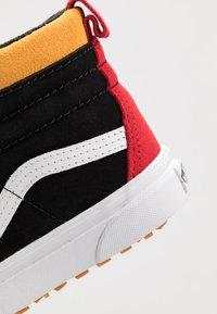 Vans - SK8 - Sneakers hoog - black/surf the web - 2