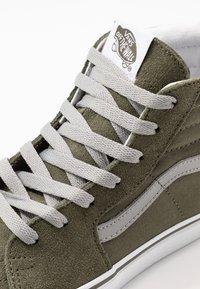 Vans - SK8 - Zapatillas altas - grape leaf/drizzle - 2