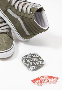 Vans - SK8 - Zapatillas altas - grape leaf/drizzle - 6