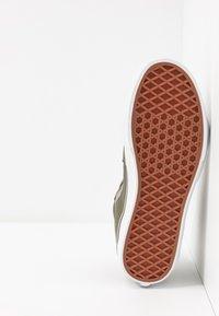Vans - SK8 - Zapatillas altas - grape leaf/drizzle - 5
