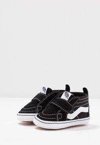 Vans - SK8 - Chaussons pour bébé - black/true white - 3