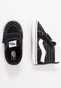 Vans - SK8 - Chaussons pour bébé - black/true white - 0