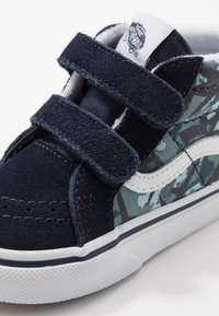 Vans - SK8 MID REISSUE  - Sneakers alte - parisian night/true white - 2