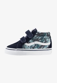 Vans - SK8 MID REISSUE  - Sneakers alte - parisian night/true white - 1