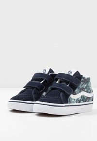 Vans - SK8 MID REISSUE  - Sneakers alte - parisian night/true white - 3