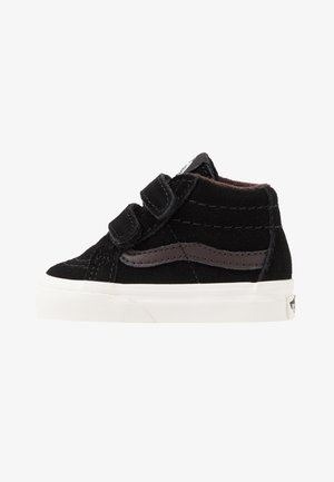 SK8 MID REISSUE  - High-top trainers - black/chocolate torte