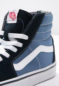 Vans - SK8-HI - Sneakers alte - navy - 5