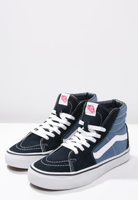 Vans - SK8-HI - Höga sneakers - navy - 2