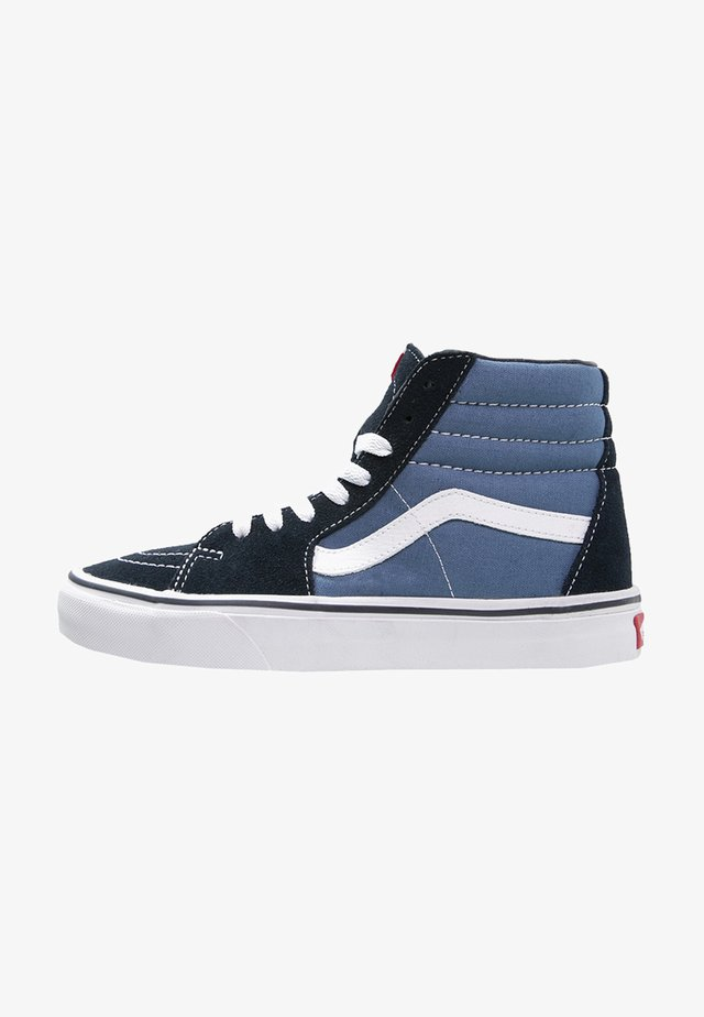 SK8-HI - Höga sneakers - navy