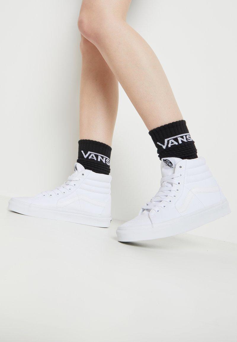Vans - SK8-HI - Høye joggesko - true white