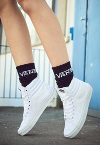 Vans - SK8-HI - Sneakers alte - true white - 4