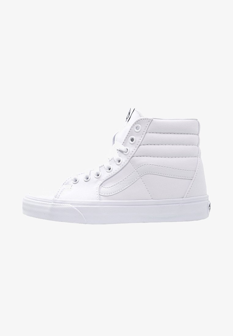 Vans - SK8-HI - Höga sneakers - true white