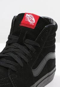 Vans - SK8-HI - Sneakers hoog - black - 5