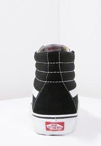 Vans - SK8-HI - Sneakersy wysokie - black - 10