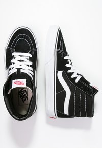 Vans - SK8-HI - High-top trainers - black - 8