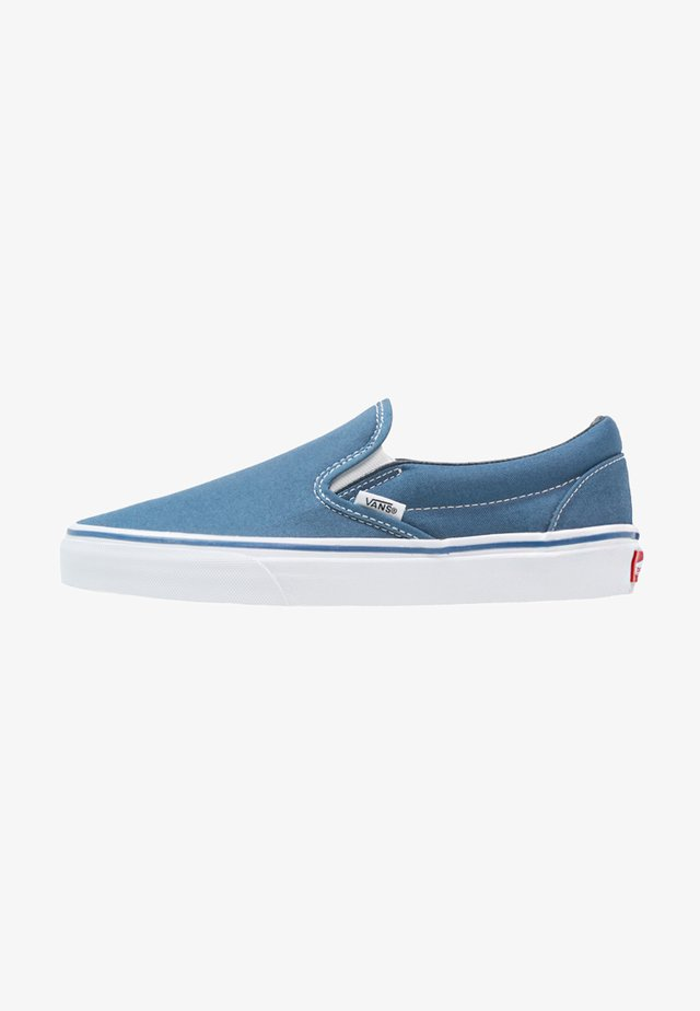 CLASSIC SLIP-ON - Mocasines - navy