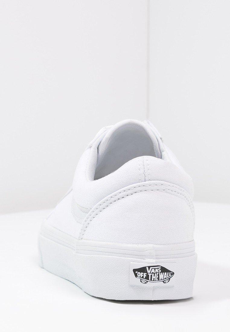 Vans OLD SKOOL - Skatesko - true white QZroN